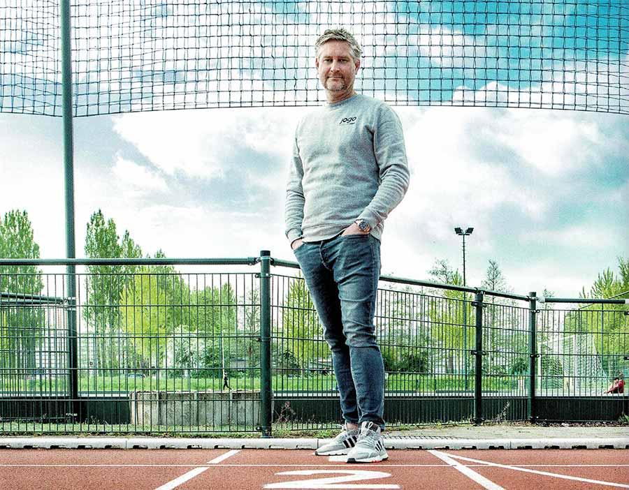 Dutch Sport Tech Fund David Jogo